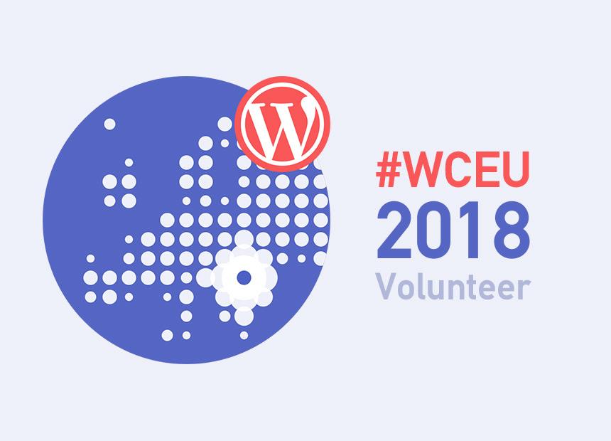 Ο Ιάκωβος Φρούντας θα είναι εθελοντής στο WordCamp Europe 2018